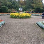 The beautiful gardens at Lotherton Hall