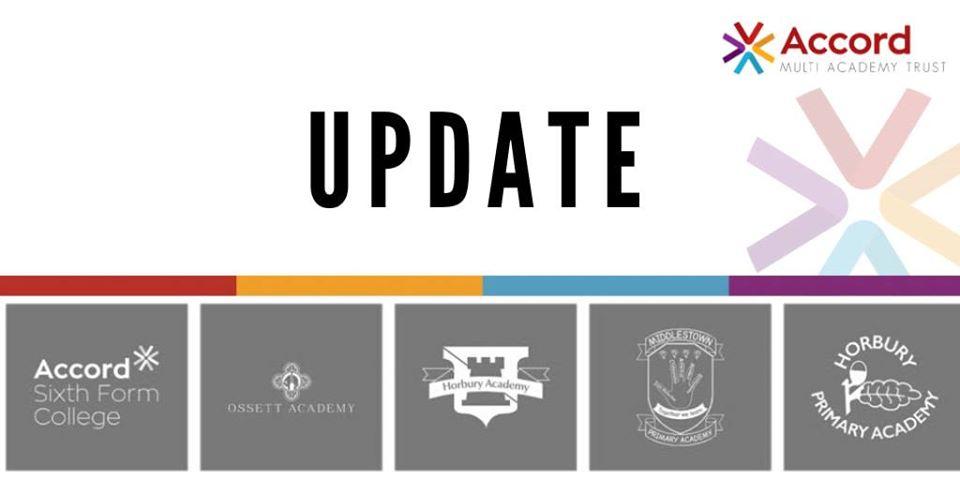 Covid 19 - Parental/carer update – 16.03.2020